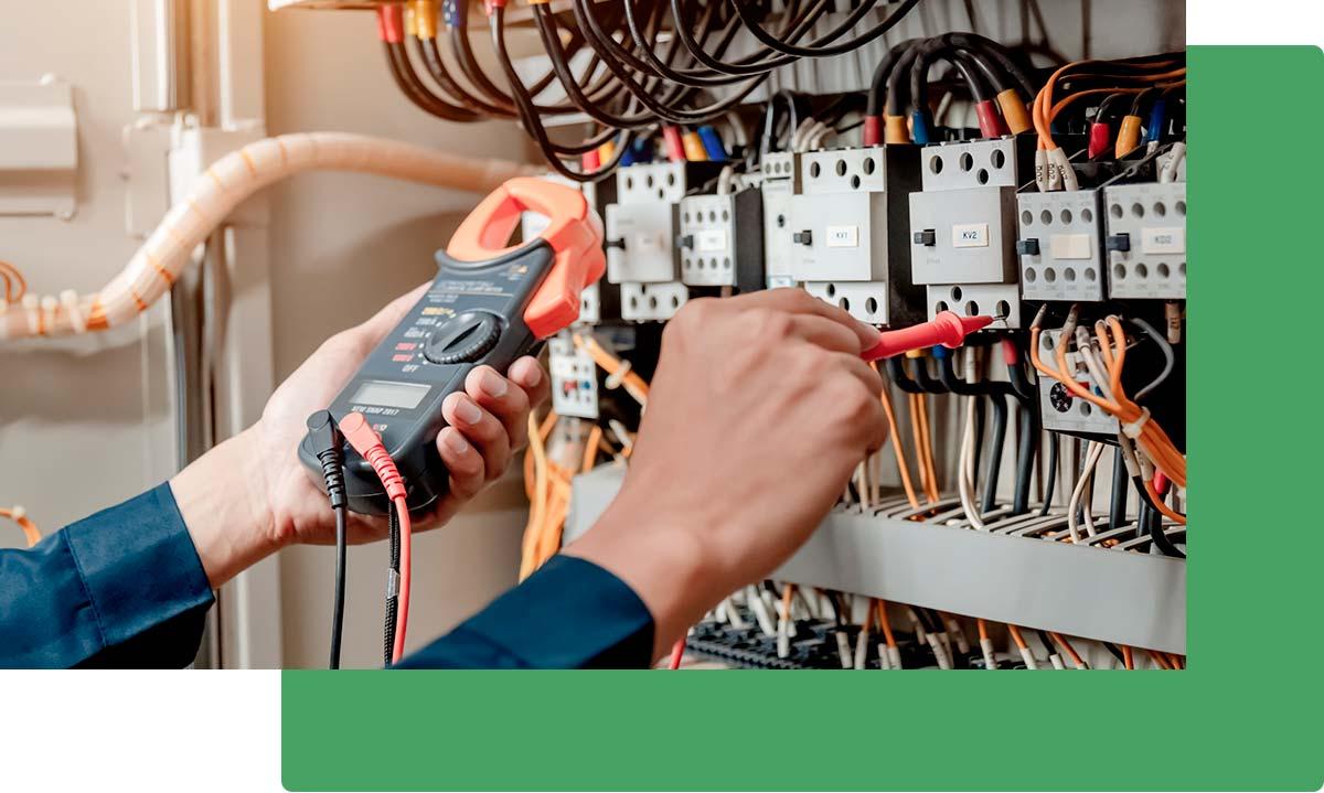 profesionales de electricidad